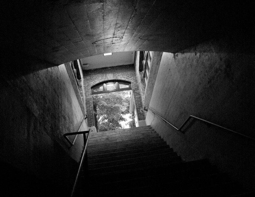 stairway-kristen-memmolo-artist-ny
