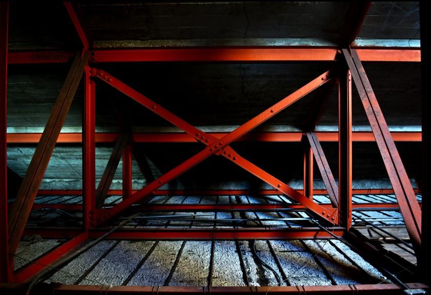 Orange steel